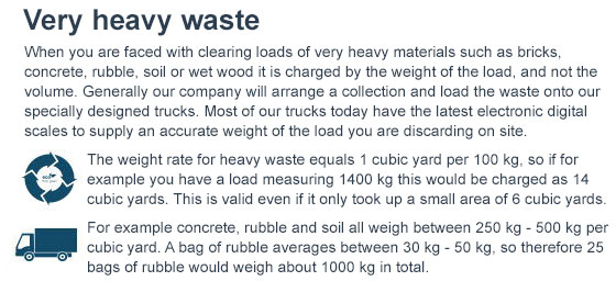 greenwich best prices for rubbish collection